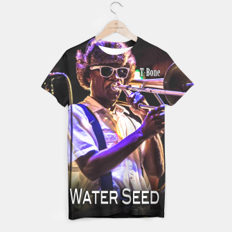 Thumbnail image of Water Seed- Mens TBone TShirts, Live Heroes