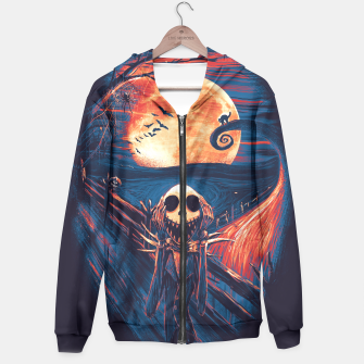 Thumbnail image of The Scream Before Christmas Hoodie, Live Heroes