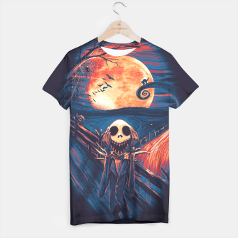 Thumbnail image of The Scream Before Christmas T-shirt, Live Heroes