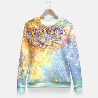 Miniaturka Peacock Sparkle Fitted Sweater, Live Heroes