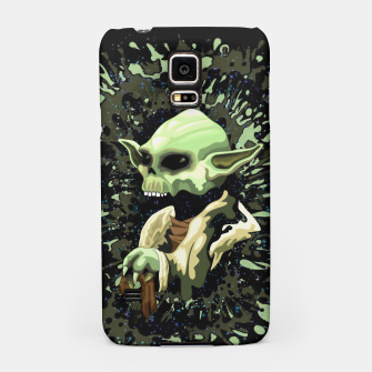 Thumbnail image of Skull Yoda Jedi Samsung Case, Live Heroes