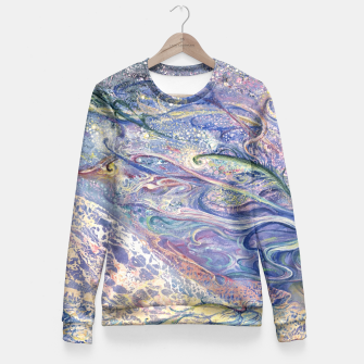Thumbnail image of Fairy Swirl Fitted Sweater, Live Heroes