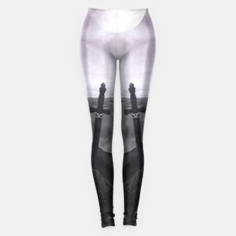 Thumbnail image of Two of Swords Leggings, Live Heroes