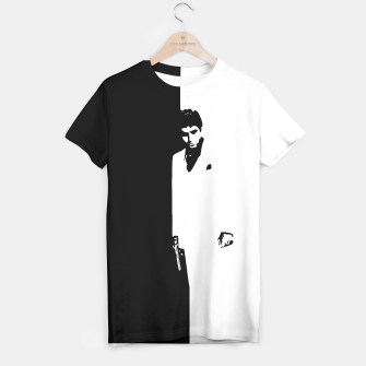Thumbnail image of Scarface Tshirt, Live Heroes