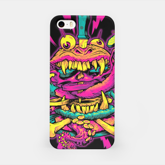 Thumbnail image of BEASTBURGER iPhone Case, Live Heroes