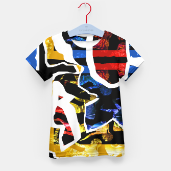 Thumbnail image of Collage Kid T-Shirt, Live Heroes