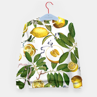 Thumbnail image of Lemon Kid Sweater, Live Heroes