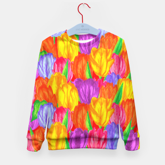 Thumbnail image of Tulip Kid Sweater, Live Heroes
