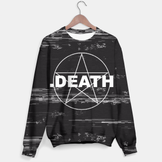 Thumbnail image of .DEATH SWEATER WOMENS, Live Heroes