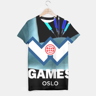 Thumbnail image of W Games Anabolic Tee, Live Heroes
