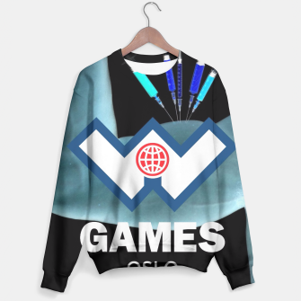 Thumbnail image of W Games Anabolic Sweater, Live Heroes
