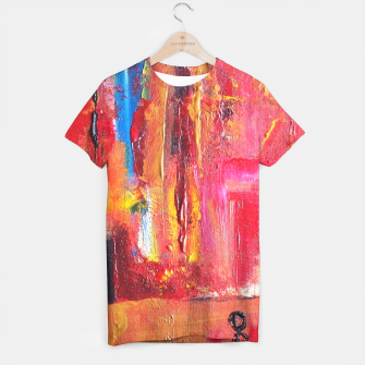 Thumbnail image of Intensity with Feeling T-Shirt, Live Heroes