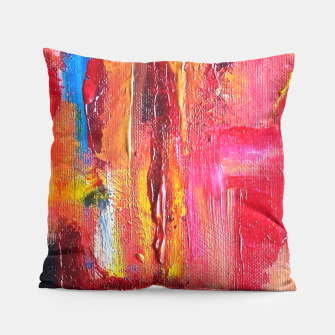 Thumbnail image of Pillow - Red Intensity, Live Heroes