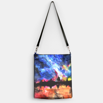 Thumbnail image of Magical Landscape Handbag, Live Heroes