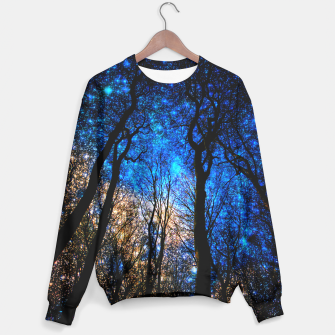 magical forest Cotton sweater thumbnail image