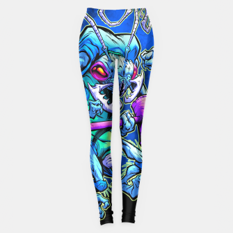 Thumbnail image of HAMMERBUG Leggings, Live Heroes