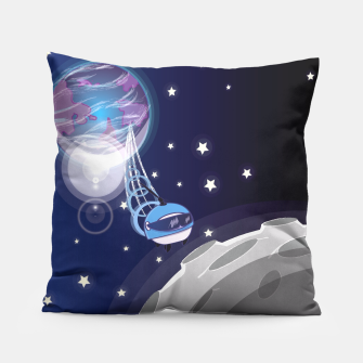 Miniatur Solly in space pillow, Live Heroes