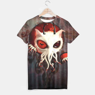 Thumbnail image of Cthulhu t shirt, Live Heroes