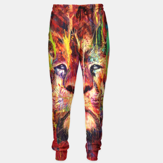 Thumbnail image of Lion Sweatpants, Live Heroes