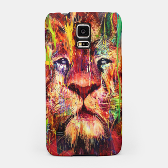 Thumbnail image of Lion Samsung Case, Live Heroes