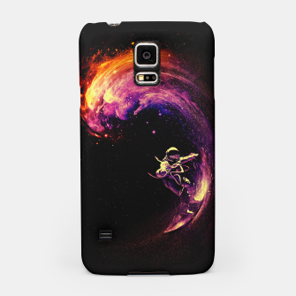 Thumbnail image of Space Surfing Samsung Case, Live Heroes