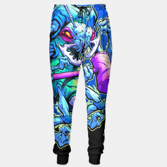 Thumbnail image of HAMMERBUG Sweatpants, Live Heroes