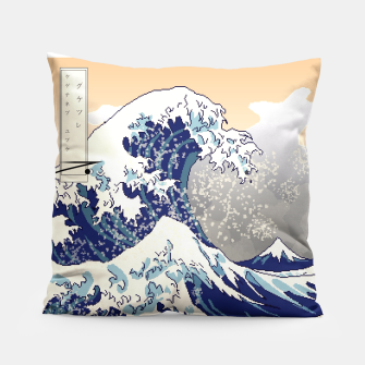 Miniatur Great Wave off of kanagawa, Live Heroes