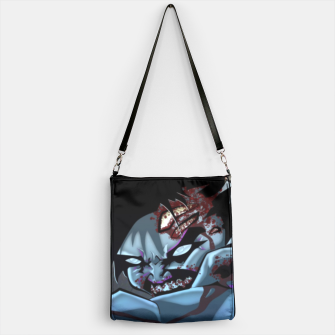 Thumbnail image of Zombie Cheerleader Handbag, Live Heroes