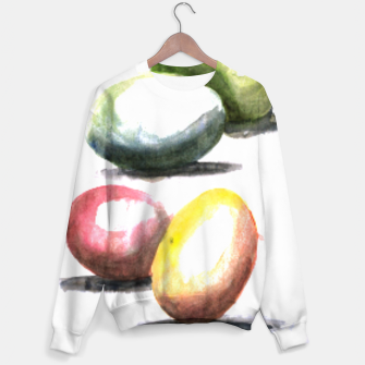 Thumbnail image of Easter egg watercolor sweat 1, Live Heroes
