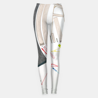 Thumbnail image of halaburda creation Leggings, Live Heroes