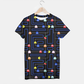 Thumbnail image of Pacmania T-shirt, Live Heroes