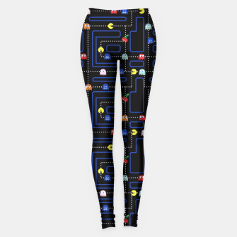 Thumbnail image of Pacmania Leggings, Live Heroes
