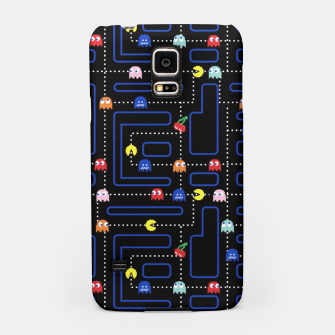 Miniatur Pacmania Samsung Case, Live Heroes