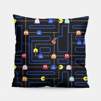 Thumbnail image of Pacmania Pillow, Live Heroes