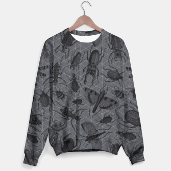Miniatur Insects Sweater, Live Heroes