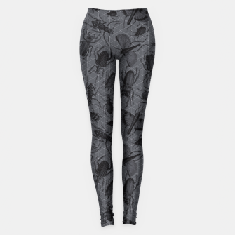 Miniatur Insects Leggings, Live Heroes