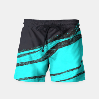 Thumbnail image of Cineraria Swim Shorts, Live Heroes
