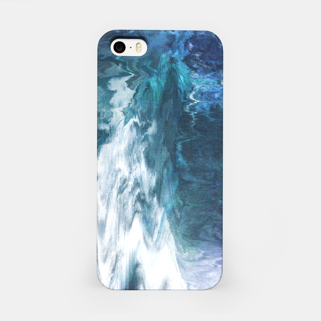 Image of Impalpable iPhone Case - Live Heroes