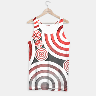 Drop Red Tank Top thumbnail image