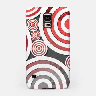 Drop Red Samsung Case thumbnail image