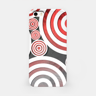 Drop Red iPhone Case thumbnail image