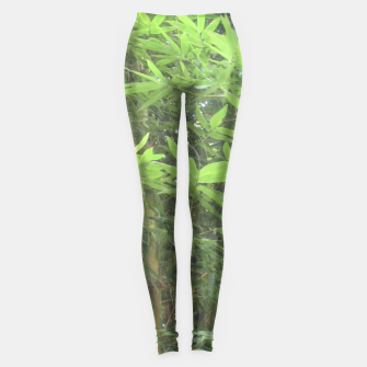 Thumbnail image of Bamboo 0413 Leggings, Live Heroes