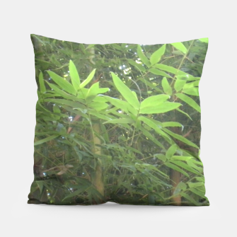Thumbnail image of Bamboo 0413 Pillow, Live Heroes