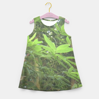Thumbnail image of Bamboo 0413 Girl's Summer Dress, Live Heroes