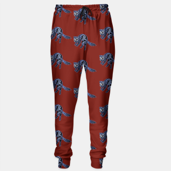 Thumbnail image of Ferret Trybe War Dance Sweatpants, Live Heroes
