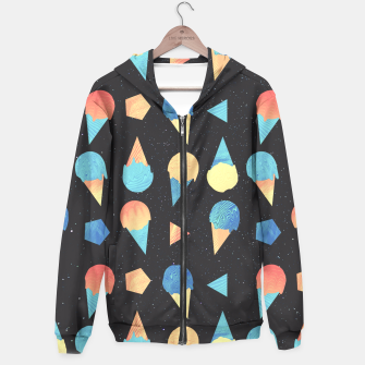 Thumbnail image of Cosmic Cream Hoodie, Live Heroes