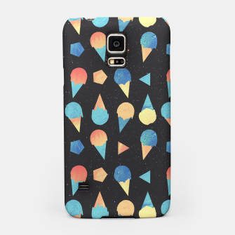Thumbnail image of Cosmic Cream Samsung Case, Live Heroes