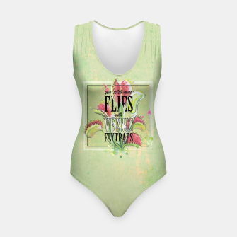 Thumbnail image of Catch more Flies with Venus Flytraps Swimsuit, Live Heroes