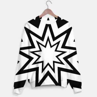 Thumbnail image of Tri-Enneagram Sweater, Live Heroes