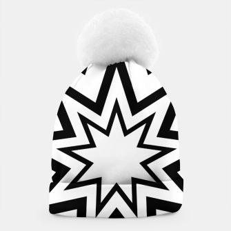 Thumbnail image of Tri-Enneagram Beanie, Live Heroes